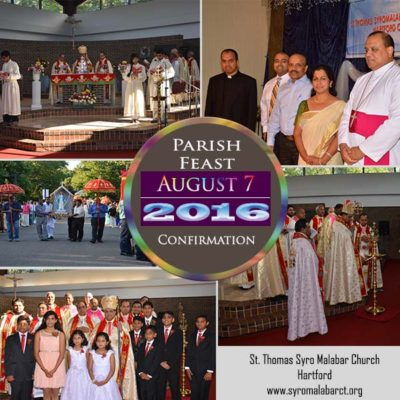 2016 Parish Feast